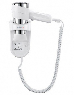 Фен ACTION SP 1600 SHAVER white/chrome